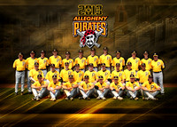 2013 Allegheny Pirates